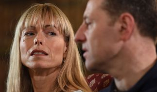 Kate und Gerry McCann haben die Hoffnung nicht aufgegeben, dass ihre seit 2007 verschwundene Tochter Madeleine McCann wieder auftaucht. (Foto)