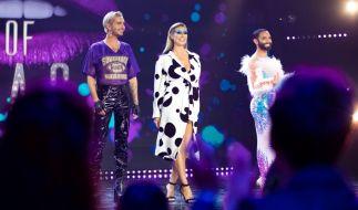 """Wer schnappt sich die """"Queen of Drags""""-Krone bei Heidi Klum und Co.? (Foto)"""