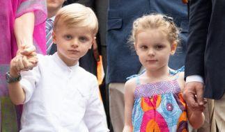 Prinz Jacques und Prinzessin Gabriella sind der Stolz Monacos. (Foto)