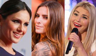 Nazan Eckes, Sophia Thomalla und Beatrice Egli sorgten diese Woche für allerhand nackte Promi-News. (Foto)