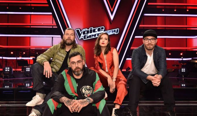 """""""The Voice of Germany"""" verpasst?"""