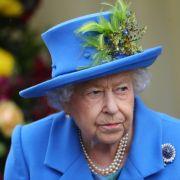 Ekliger Fund im Buckingham Palace! Königin ist außer sich (Foto)