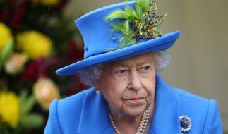 Die Queen dürfte alles andere als amused sein. (Foto)