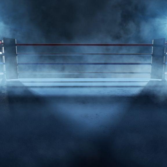 Box-Profi (27) bricht plötzlich mitten im Ring zusammen! (Foto)