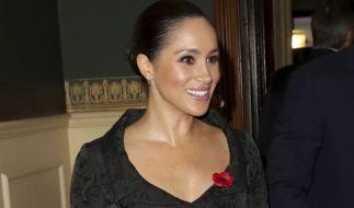 Beweist dieses Foto, dass Herzogin Meghan wieder schwanger ist? (Foto)
