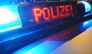 Der Fund zweier Leichen in Bergkamen (NRW) rief die Polizei auf den Plan. (Foto)