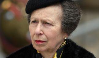 Hatte Prinzessin Anne eine heimliche Affäre mitAndrew Parker Bowles? (Foto)
