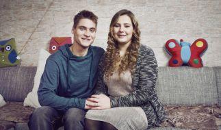 Sarafina und Peter basteln am Babyglück (Foto)