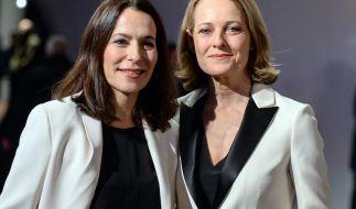 Anne Will trennt sich nach drei Jahren von Ehefrau Miriam Merkel. (Foto)