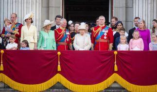 Wer beerbt Queen Elizabeth II.? Das ist die britische Thronfolge. (Foto)