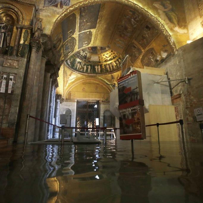 Notstand ausgerufen! Rekord-Flut steigt weiter (Foto)