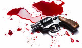 Ein 60-Jähriger Mann soll seine Angehörigen erschossen und das Blutbad per Brief der Polizei gestanden haben, bevor er sich selbst das Leben nahm (Symbolbild). (Foto)