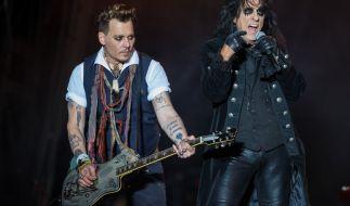Freunde machen sich große Sorgen um Johnny Depp! (Foto)