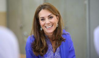 Kate Middleton soll angeblich in einer britischen TV-Show auftreten. (Foto)