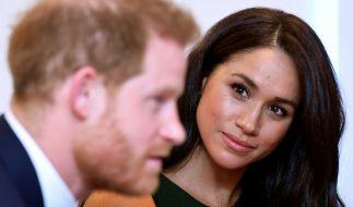 Müssen Meghan Markle und Prinz Harry die Notbremse ziehen? (Foto)