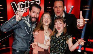 """Alec Völkel und Sascha Vollmer, besser bekannt als """"The BossHoss"""", gewannen 2019 mit den Schwestern Mimi und Josefin """"The Voice Kids"""". (Foto)"""