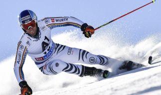 Wie wird sich Fritz Dopfer aus Deutschland beim Ski-Alpin-Weltcup in Levi, Finnland, schlagen? (Foto)