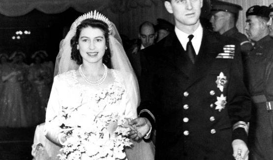 Prinz Philip und Queen Elizabetzh II.