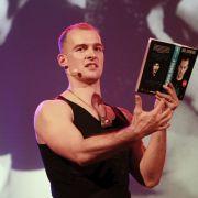 """Überraschende Sex-Beichte! HIER redet der """"Dancing on Ice""""-Star Klartext (Foto)"""