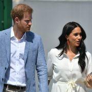 Fies ignoriert! Royals zeigen Herzogin Meghan die kalte Schulter (Foto)