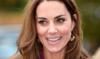 Ist Kate Middleton zum vierten Mal schwanger? (Foto)