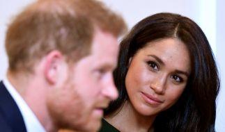 Meghan Markle und Prinz Harry sorgten einmal mehr für Negativschlagzeilen bei den Royals. (Foto)