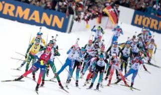 Alle Infos zum Biathlon-Weltcup 2019/2020. (Foto)