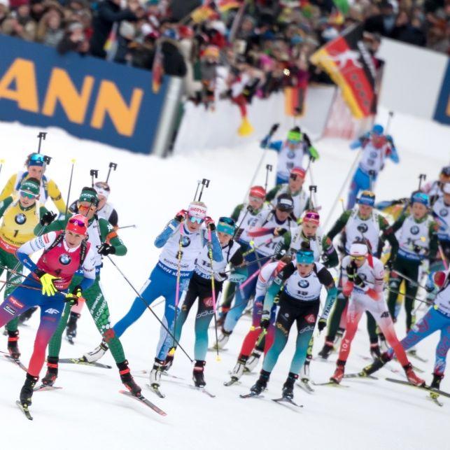 Live-Stream laut Zeitplan! Kontiolahti-Rennen bilden das Finale (Foto)