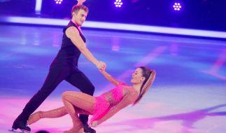 """Dancing on Ice"" 2019: Nadine Klein flog nach den Skate Offs in Folge 3 raus. (Foto)"