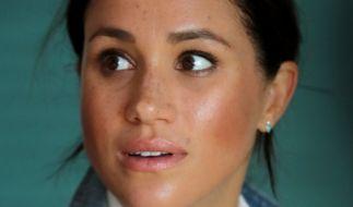 Meghan Markle soll nach dem Skandal-Interview von Prinz Andrew fassungslos sein. (Foto)