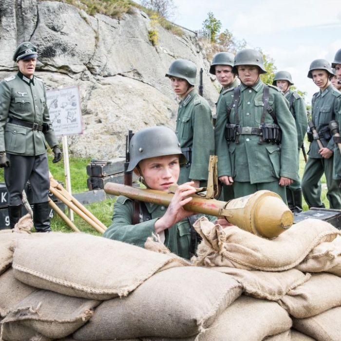 """Die Wiederholung von """"Justus - Deutschland 1944/45 / Eva - Tschechien 1945"""" online und im TV (Foto)"""