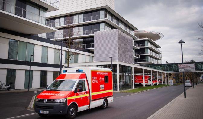 Zwischenfall in Universitätsklinik Düsseldorf