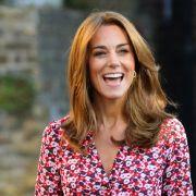 Getrennt! Herzogin Kate von Prinz William allein gelassen (Foto)