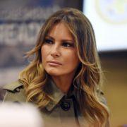 Ausgerechnet ER! Vertrauter plaudert über First Lady (Foto)