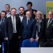 Bauchspeicheldrüsenkrebs! FDP-Politiker (51) gestorben (Foto)