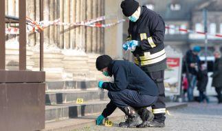 Das Grüne Gewölbe in Dresden wurde zur Zielscheibe von Einbrechern. (Foto)