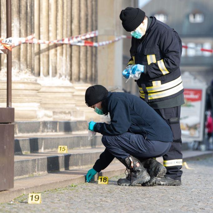 Polizei setzt Halbe Million für Hinweise auf die Täter aus (Foto)