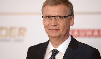 Günther Jauch hat bereits Pläne für seine TV-Rente. (Foto)