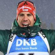 Arndt Pfeiffer gewann im März 2019 den 20 km Lauf der Männer in Östersund (Schweden).