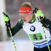 Roman Rees war 2018 Teil des deutschen Kaders für die olympischen Winterspiele inPyeongchang.