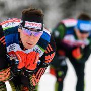 Der Biathlet Philipp Nawrath debütierte bei der Weltmeisterschaft in Östersund 2019 und erkämpfte sich in Oslo Platz 9 im Massenstart.