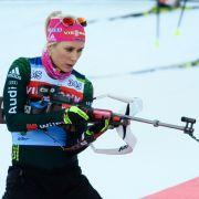 Karolin Horchler wurde 2008 Biathlon-Juniorenweltmeisterschaften und 2018 IBU-Gesamtsiegerin.