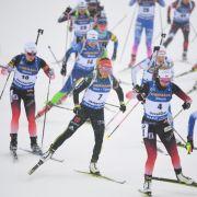 Der Deutsche Skiverband DSV hat den diesjährigen Biathlon-Kader bekannt gegeben.