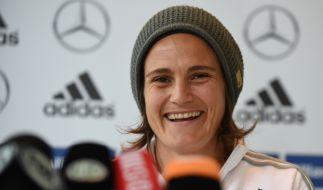 So lebt Nadine Angerer privat nach ihrer aktiven Zeit in der Frauenfußball-Nationalmannschaft. (Foto)