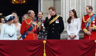 Die britische Königsfamilie hat mehr als ein schwarzes Schaf. (Foto)