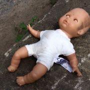 Vater bricht 6 Wochen altem Sohn 28 Knochen - tot! (Foto)