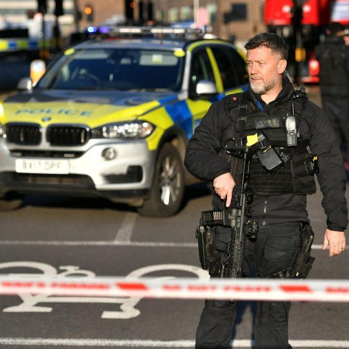 2 Tote nach Messerattacke! Attentäter saß schon als Terrorist im Knast (Foto)
