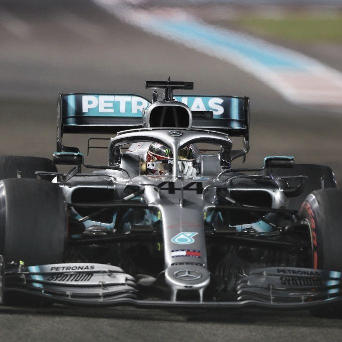 Hamilton gewinnt das letzte Finale der Saison! Vettel Fünfter (Foto)