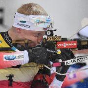 Der Biathlon-Weltcup 2019/2020 gastiert vom 9. bis 13. Januar in Oberhof (Deutschland).