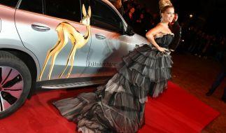 Sylvie Meis beim Bambi. (Foto)